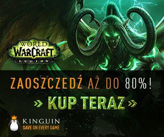 Kinguin World of Warcraft: Legion - 336x280
