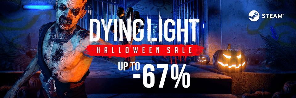 Dying Light Halloween