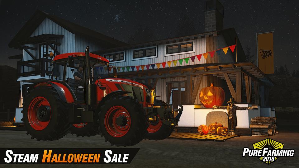Pure Farming 2018 Halloween