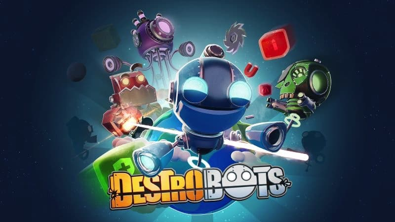 Destrobots gamenerd