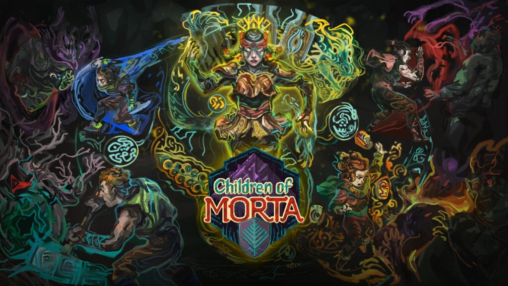 Children of Morta GAMENERD