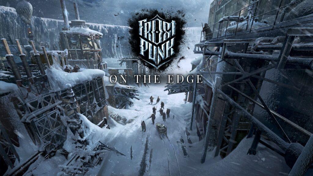 frostpunk on the edge gamenerd