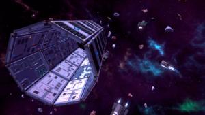Intergalactic Transfer Station GAMENERD