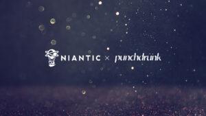 niantic punchdrunk partnership GAMENERD