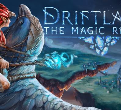 Driftland: The Magic Revival GAMENERD