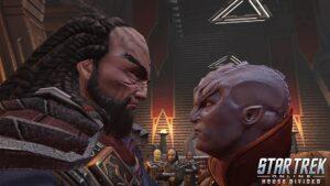 Star Trek Online House Divided GAMENERD