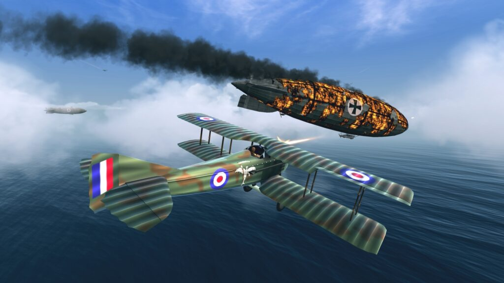 Warplanes: WW1 Sky Aces Gamenerd