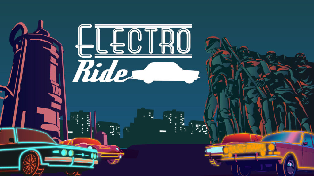 Electro Ride The Neon Racing Gamenerd