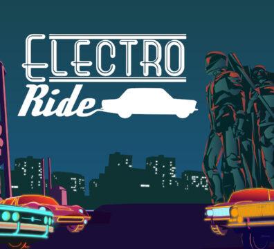 Electro Ride The Neon Racing Gamenerd